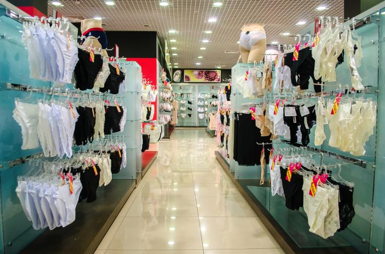 магазин женское белье та штучка